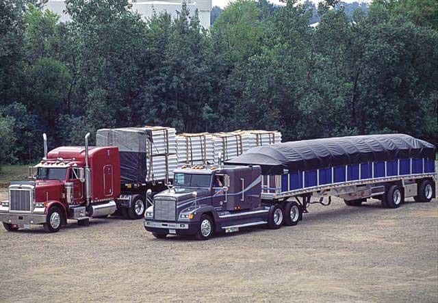 truckload flatbeds